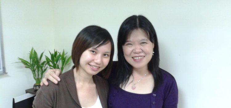 2012年跟着夏天去台湾交流~