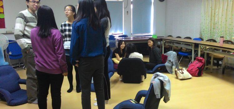 2015年《蒲公英沟通小剧场》家庭与人际沟通成长工作坊